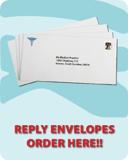 Reply Envelopes by Print It! Seneca